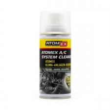ATOMEX automobilių kondicionierų sistemos valiklis (Trys viename)