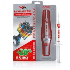 XADO Revitalizantas EX120 benzininiams varikliams