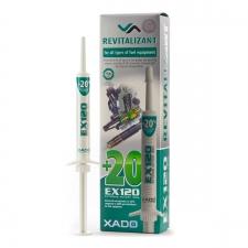XADO Revitalizantas EX120 kuro įpurškimo sistemoms