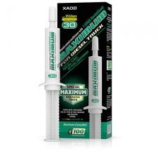 XADO Maximum metalo kondicionierius kuro įpurškimo sistemoms krovininėm mašinom.